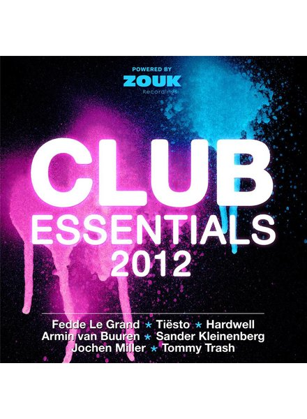 Armada Music Club Essentials 2012
