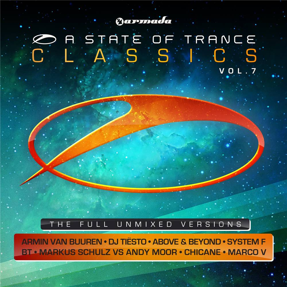 Armada Music Armin van Buuren - A State Of Trance Classics 7