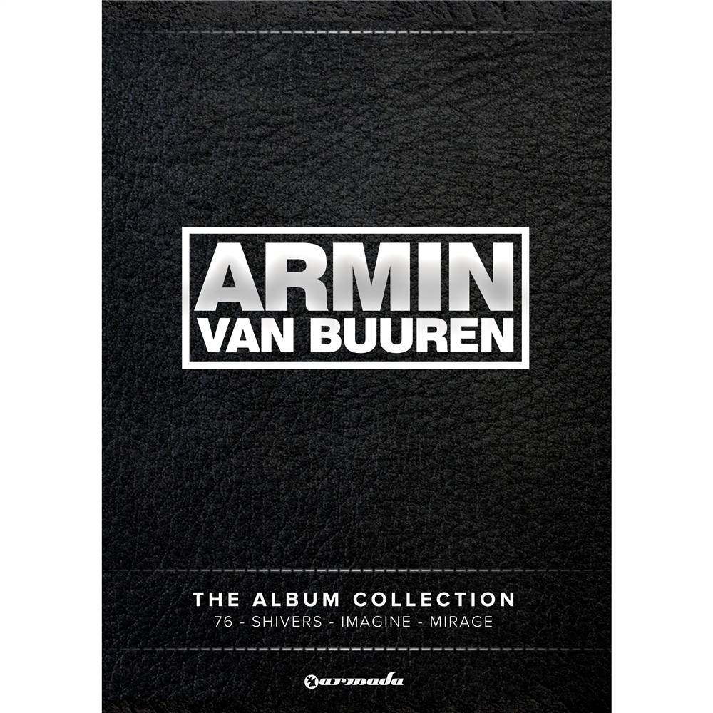 Armada Music Armin van Buuren - The Album Collection