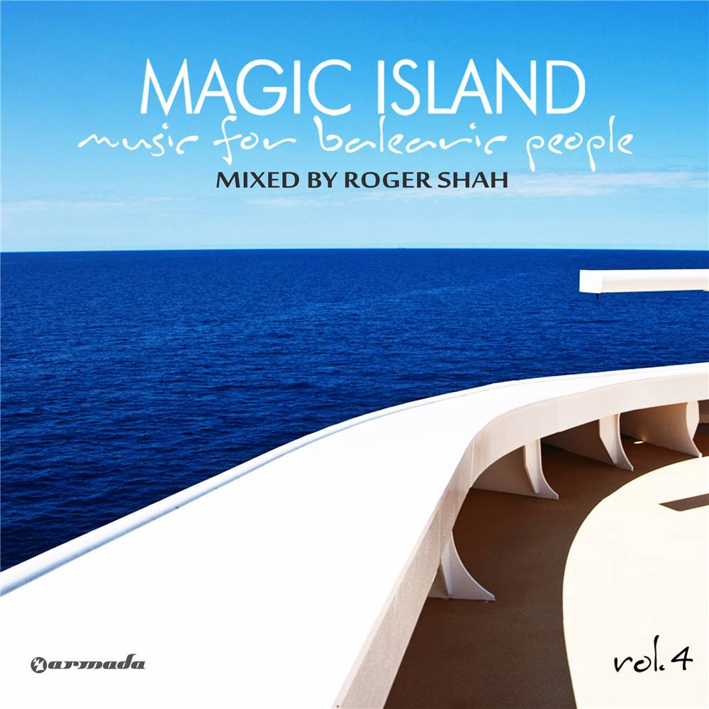 Armada Music Roger Shah - Magic Island, Vol. 4