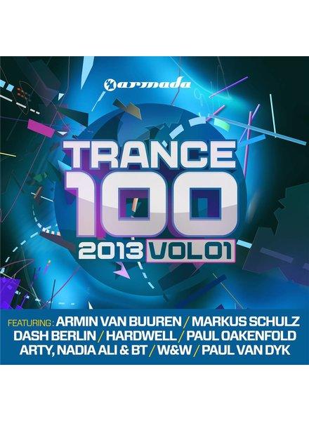 Trance 100  Trance 100 - 2013, Vol. 1