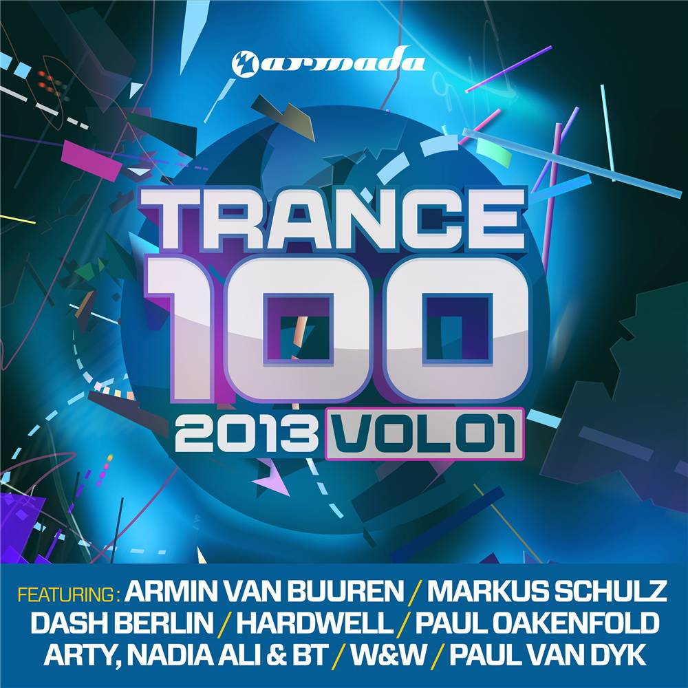 Armada Music Trance 100 - 2013, Vol. 1