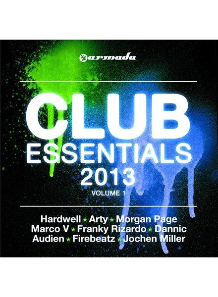 Armada Music Club Essentials - 2013, Vol. 1