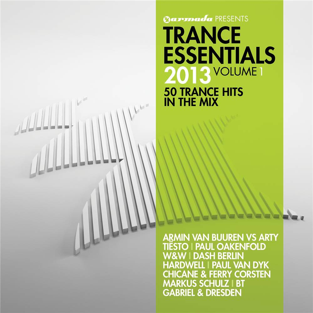 Armada Music Trance Essentials - 2013, Vol. 1