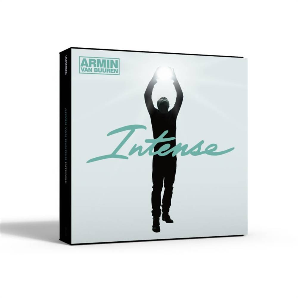 Armada Music Armin van Buuren - Intense (Limited Deluxe Box)