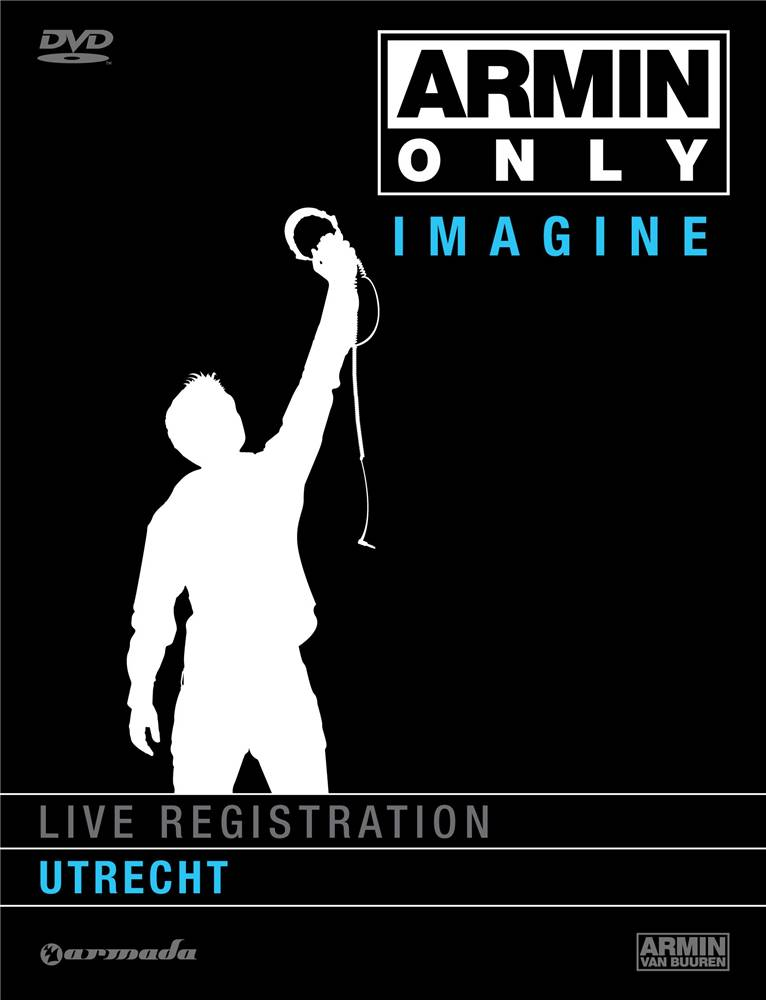 Armada Music Armin van Buuren - Imagine Live Registration