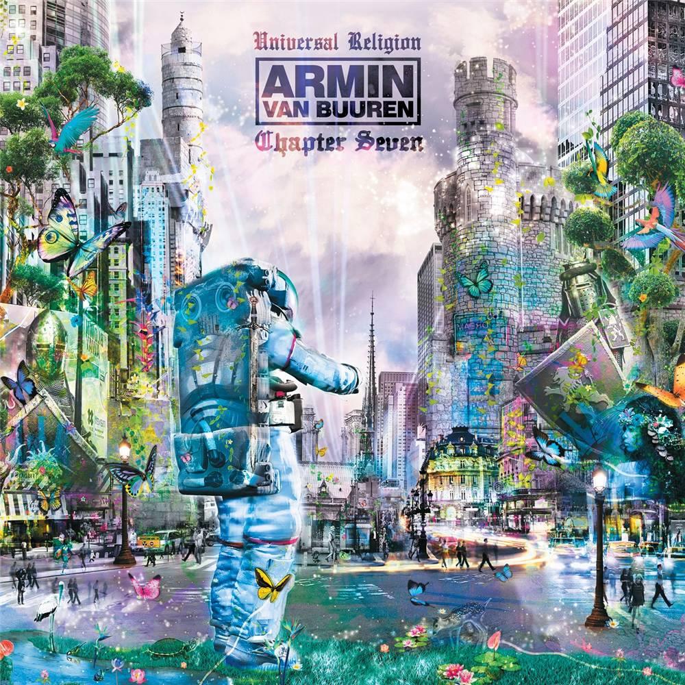 Armada Music Armin van Buuren - Universal Religion, Chapter 7