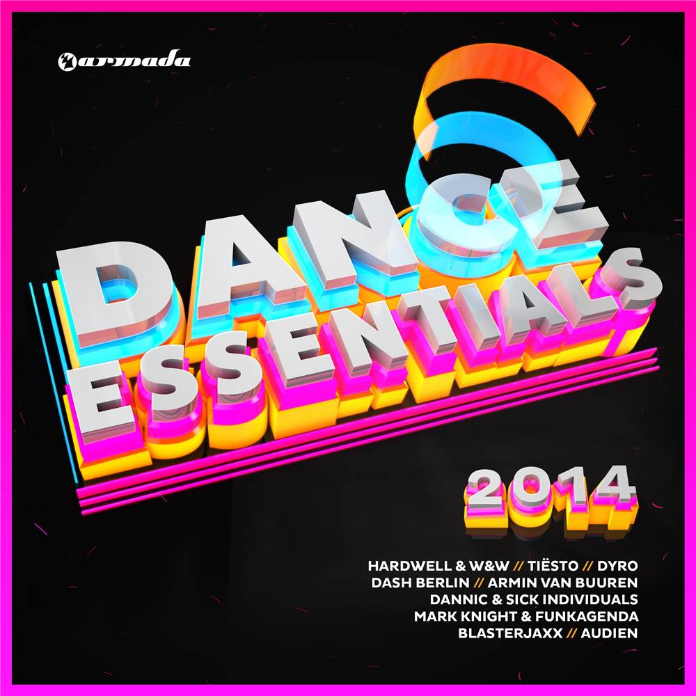 Armada Music Dance Essentials 2014