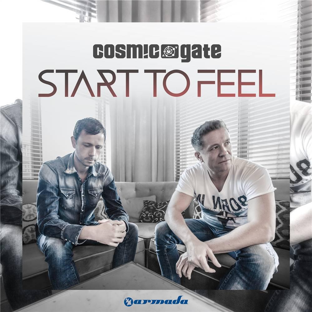 Armada Music Cosmic Gate - Start To Feel