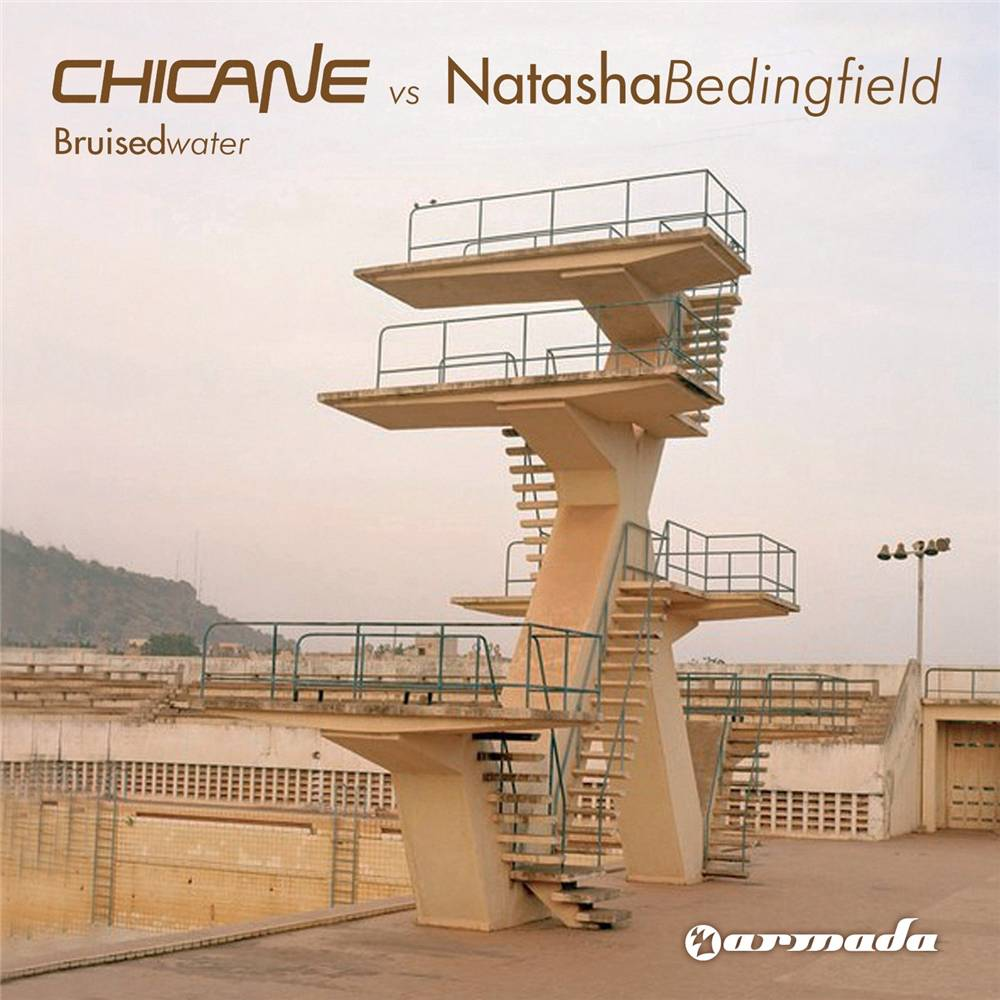 Armada Music Chicane vs Natasha Bedingfield - Bruised Water (Jewel Case)