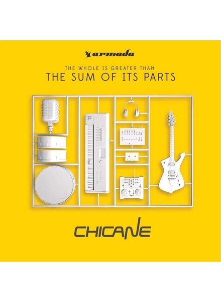 Armada Music Chicane - The Sum Of Its Parts