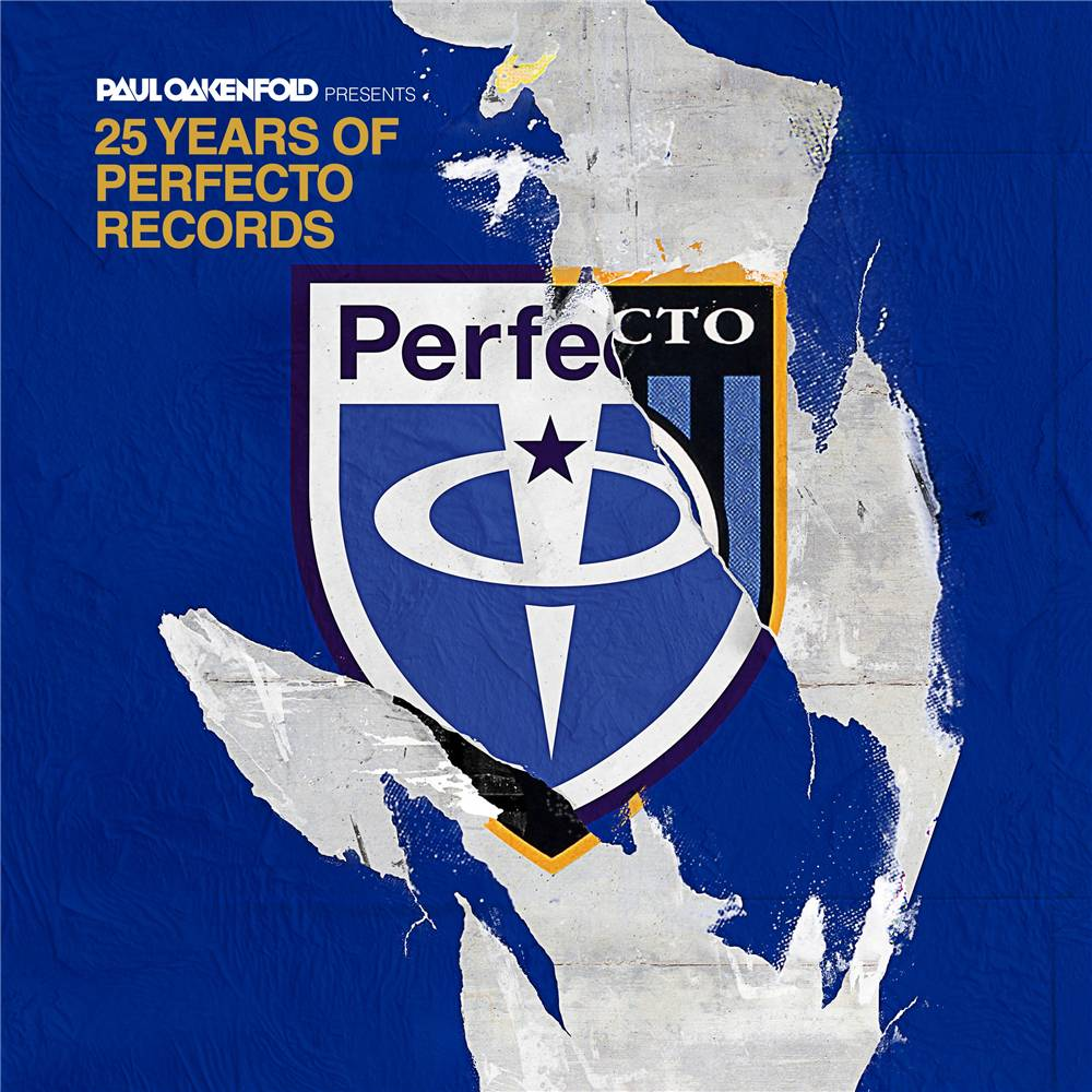 Paul Oakenfold - 25 Years Of Perfecto Records