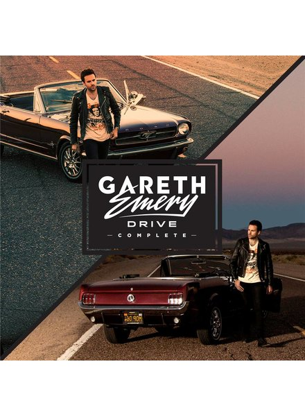 Garuda Gareth Emery - Drive - Complete