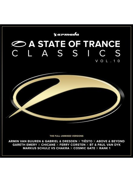 A State Of Trance Armin van Buuren - A State Of Trance Classics 10