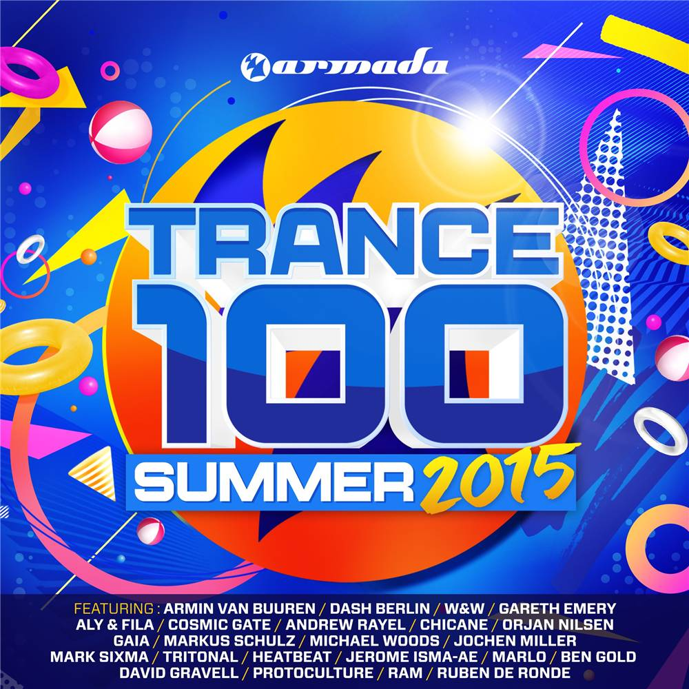 Trance 100  Trance 100 - Summer 2015