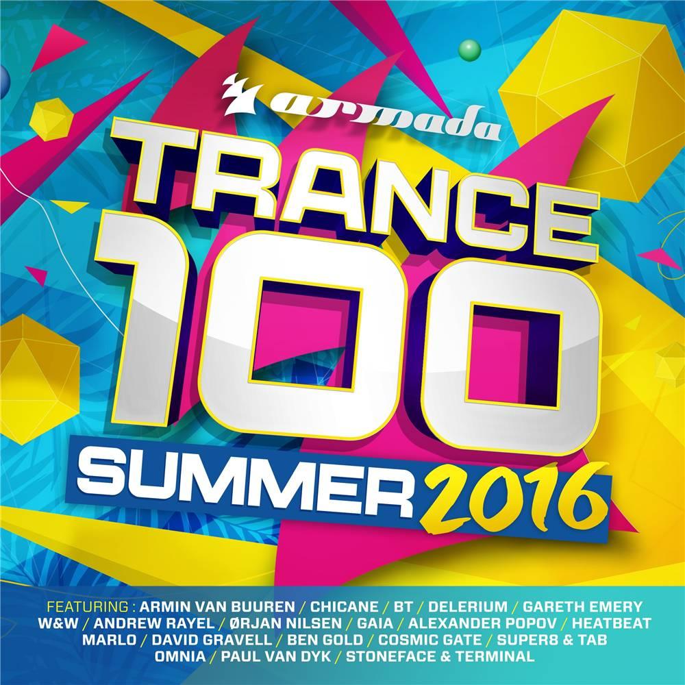 Trance 100  Trance 100 - Summer 2016