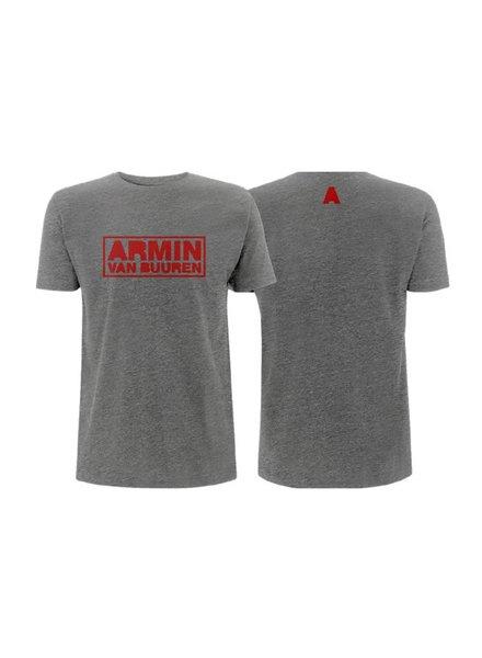 Armada Music Armin van Buuren - Sport Grey Logo T-Shirt