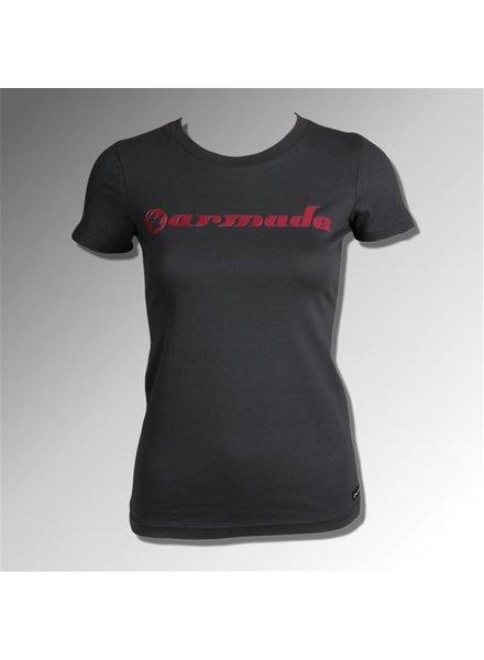 Armada Music Armada Music - Dark Grey T-Shirt -Women