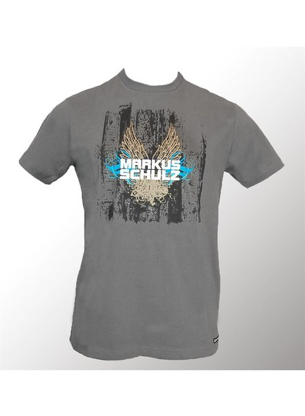 Markus Schulz  - Dark Grey T-Shirt - Men