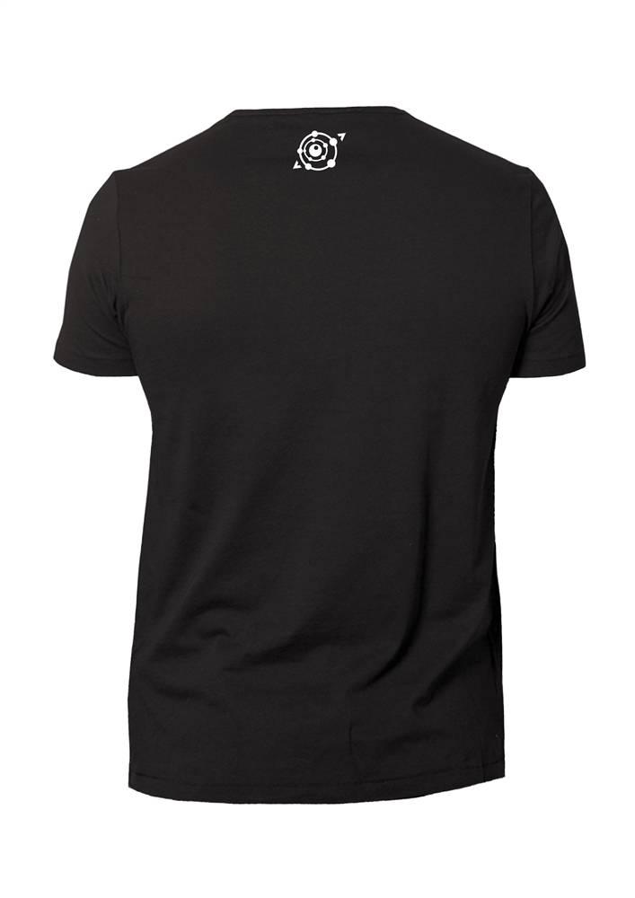 Cosmic Gate - Round-Neck Logo T-Shirt - Men