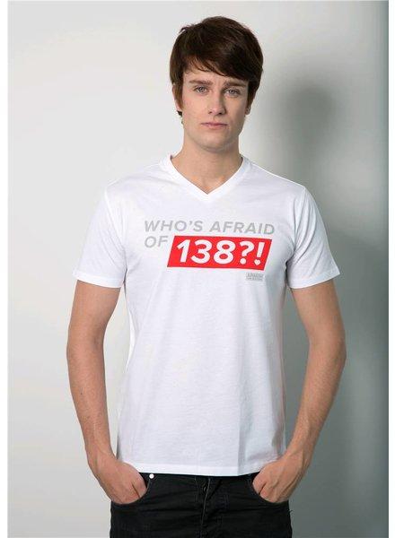 Armin van Buuren Armin van Buuren - White Who's Afraid Of 138?! T-Shirt