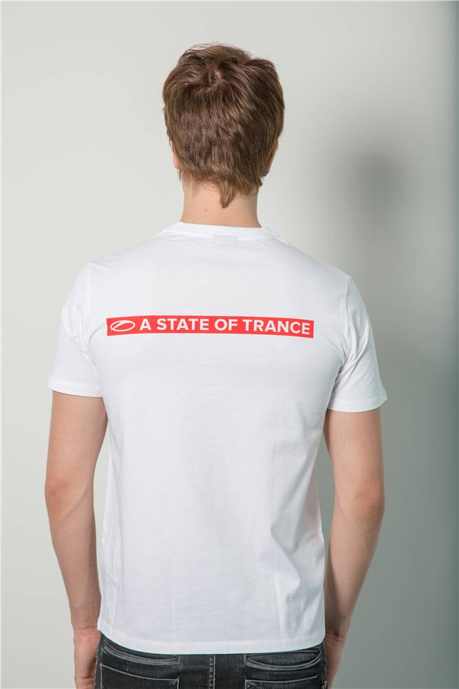 Armin van Buuren Armin van Buuren - White Who's Afraid Of 138?! T-Shirt