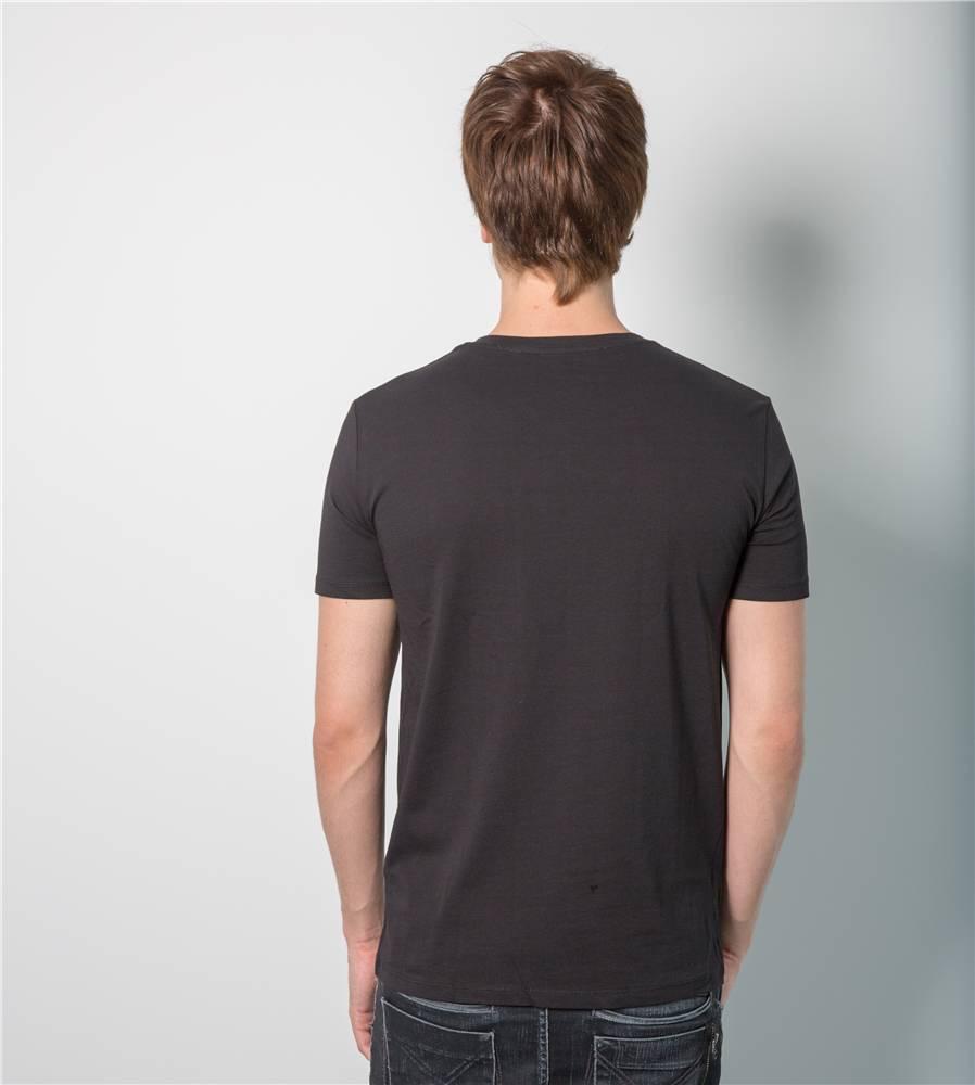 Armin van Buuren Armin van Buuren - Black V-Neck Logo T-Shirt - Men