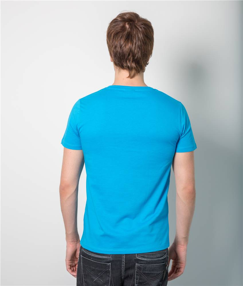 Armin van Buuren Armin van Buuren - Basic Azure Round-Neck Intense T-Shirt