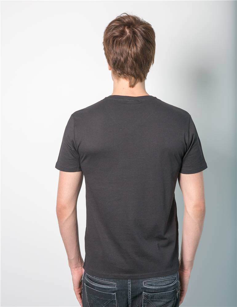 Armin van Buuren Armin van Buuren - Basic Black V-Neck Intense T-Shirt