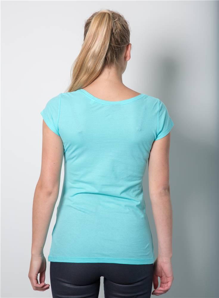 Armin van Buuren Armin van Buuren - Basic Turquoise Intense T-Shirt - Women