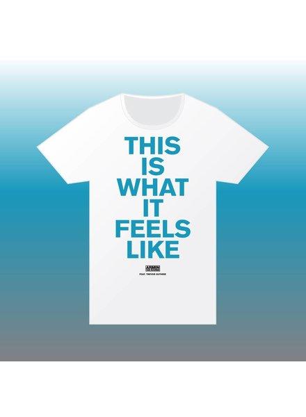 Armin van Buuren Armin van Buuren - This Is What It Feels T-Shirt