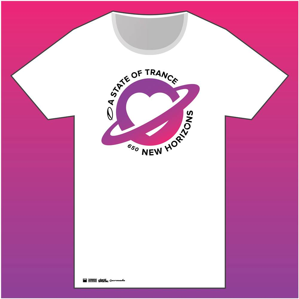 A State Of Trance A State Of Trance - 650 World Tour T- Shirt - Women