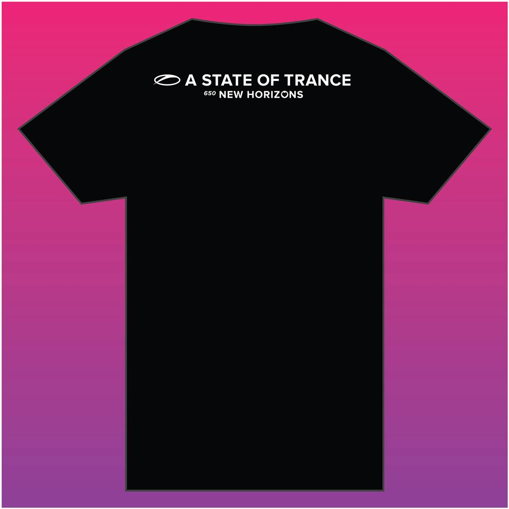 A State Of Trance A State Of Trance - Black 650 Cadet T-Shirt - Men