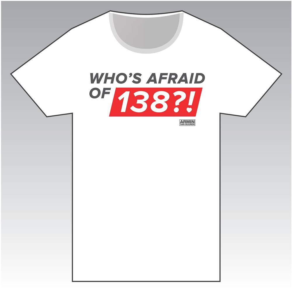 Who's Afraid Of 138?!  Who's Afraid Of 138?! - White Round-Neck T-Shirt - Men