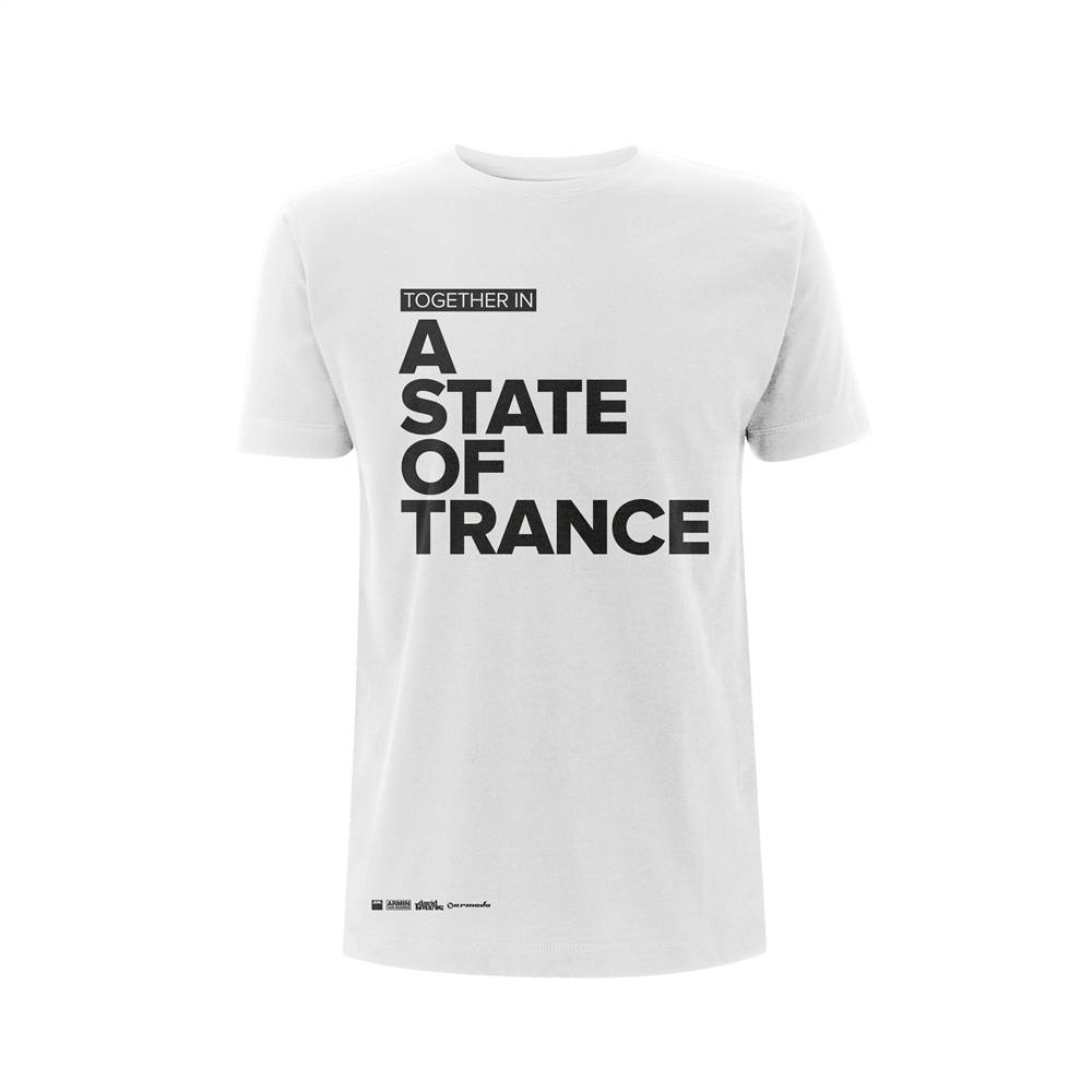 A State Of Trance A State Of Trance - White Festival T-Shirt