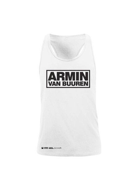 Armin van Buuren Armin van Buuren - White Logo Vest - Men