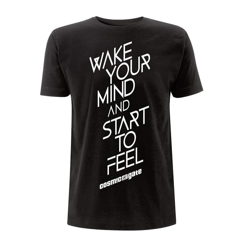 Cosmic Gate - Wake Your Mind T-Shirt