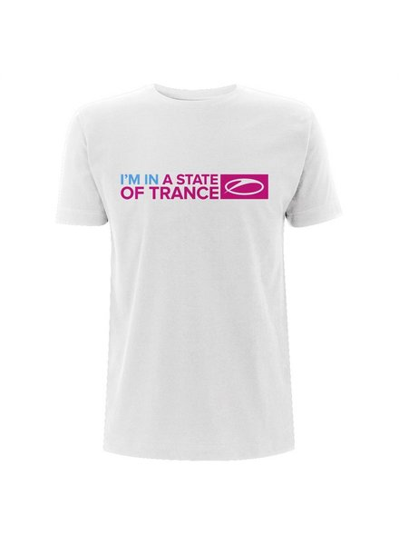 A State Of Trance A State Of Trance - White 2016 T-Shirt