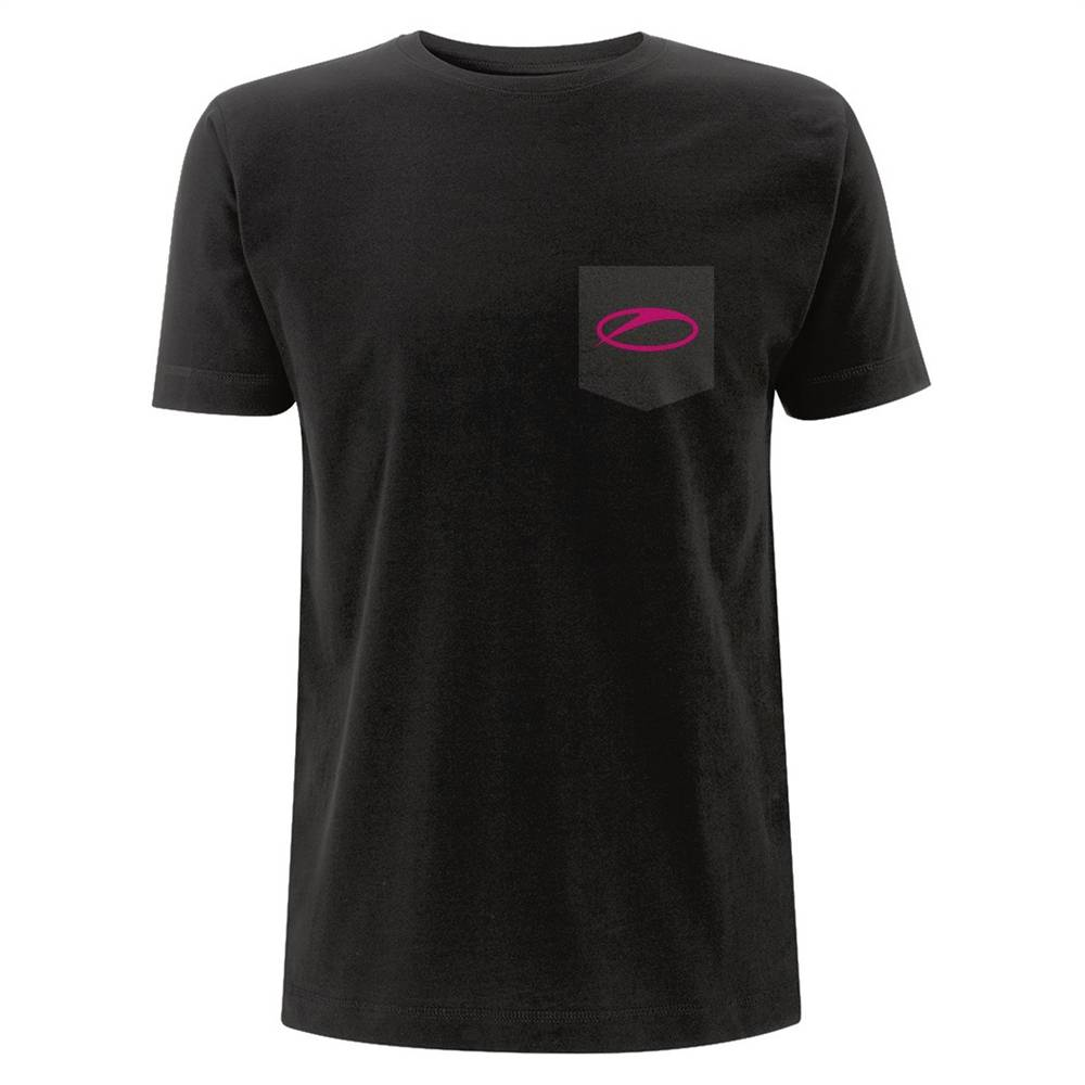 A State Of Trance A State Of Trance - Swoosh Pocket T-Shirt