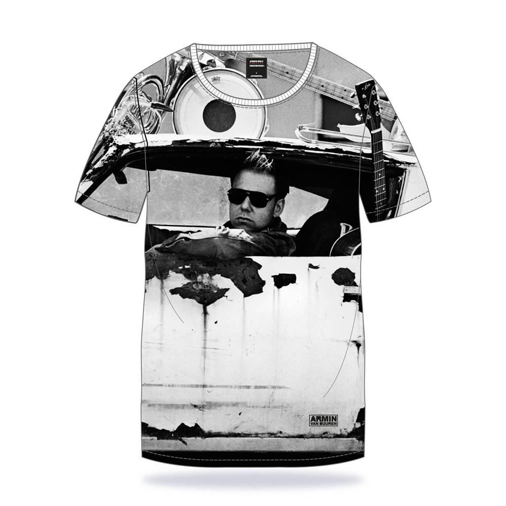 Embrace Armin van Buuren - Embrace Album Cover T-Shirt