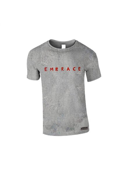 Embrace Armin van Buuren - Embrace Cement All Over T-Shirt
