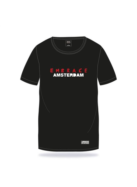 Embrace Armin van Buuren T-Shirt City Tour Black