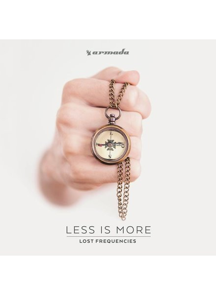 Armada Music Lost Frequencies - Less is More (Signed)