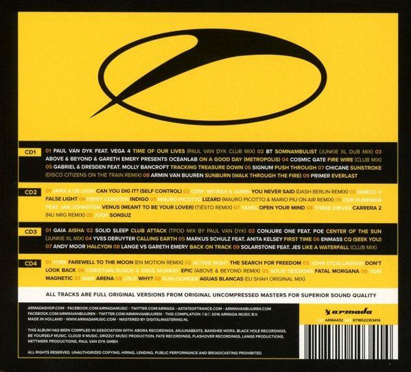 Armada Music Armin van Buuren - A State Of Trance Classics, Vol 11