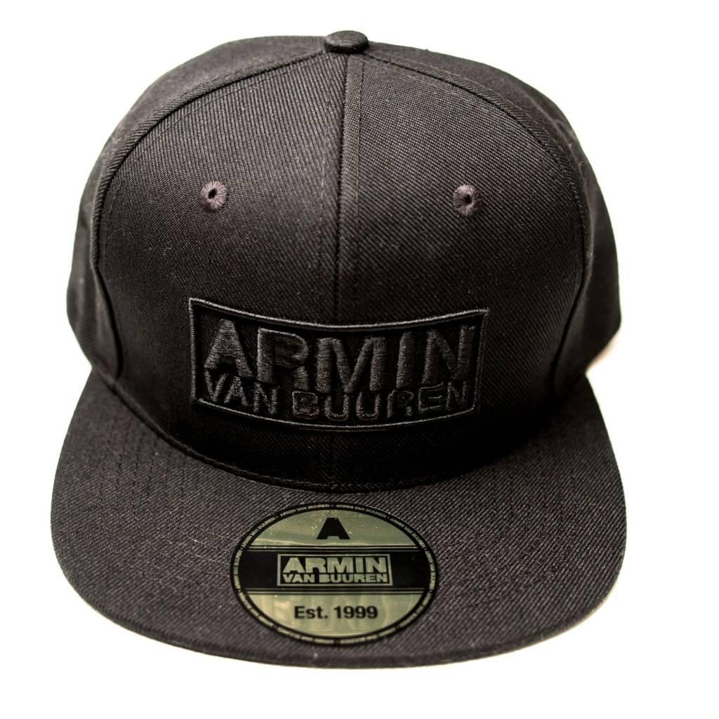 Armin van Buuren Armin van Buuren - Logo Cap (Black & Black)