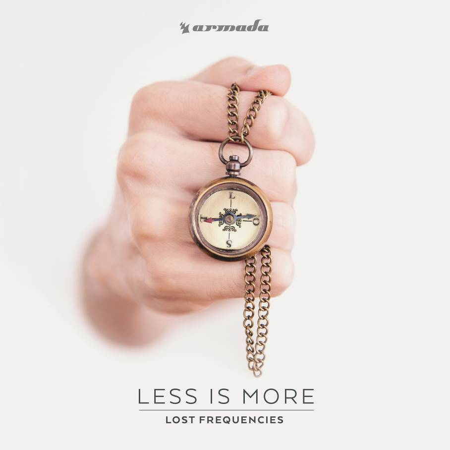 Armada Music Lost Frequencies - Less Is More - 180g Vinyl - Gatefold Sleeve