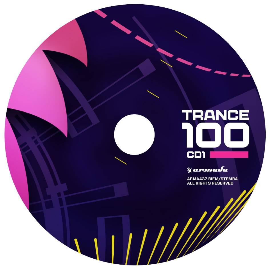 Trance 100  Various Artists - Trance 100 - 2017