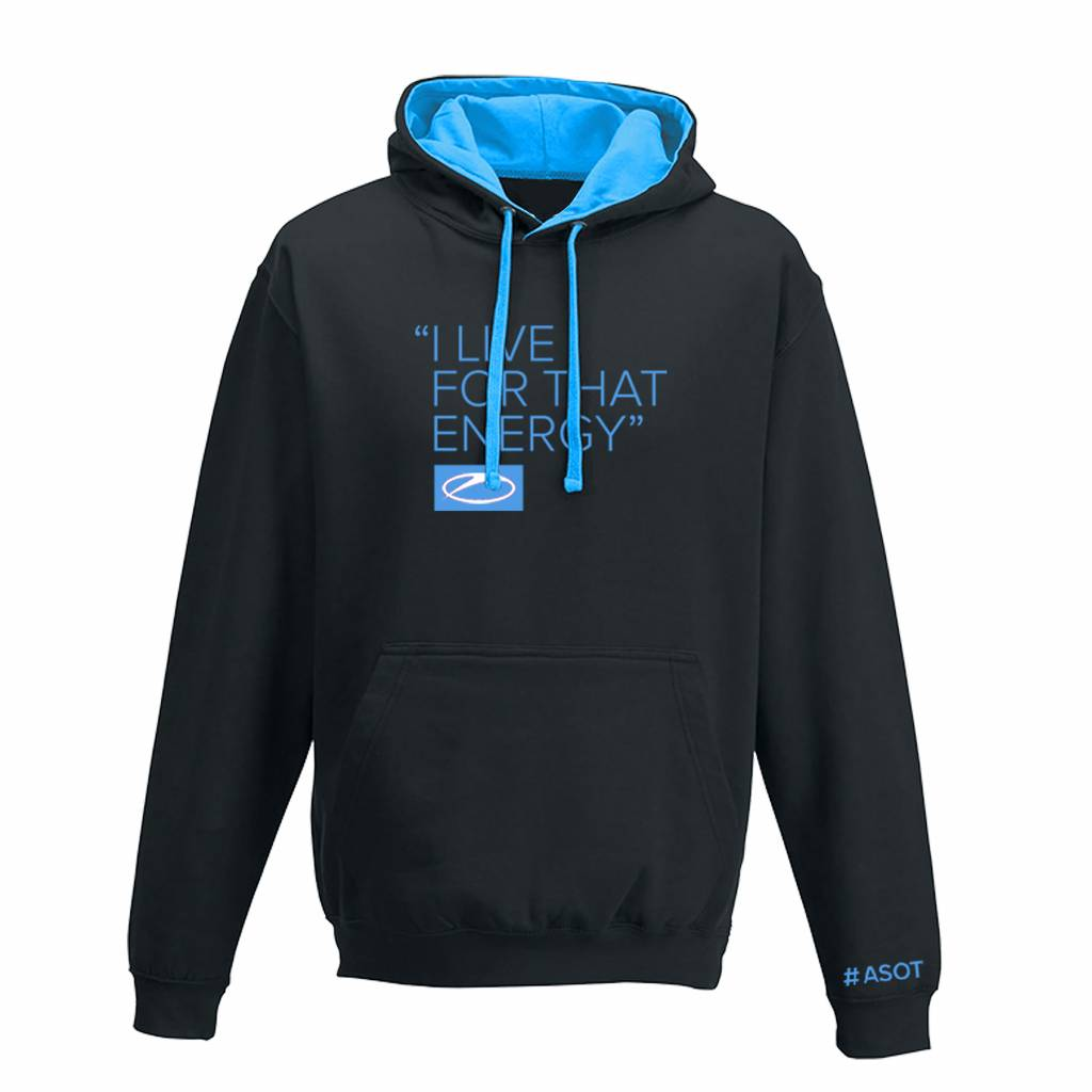 A State Of Trance A State Of Trance - I Live For That Energy - Hoodie