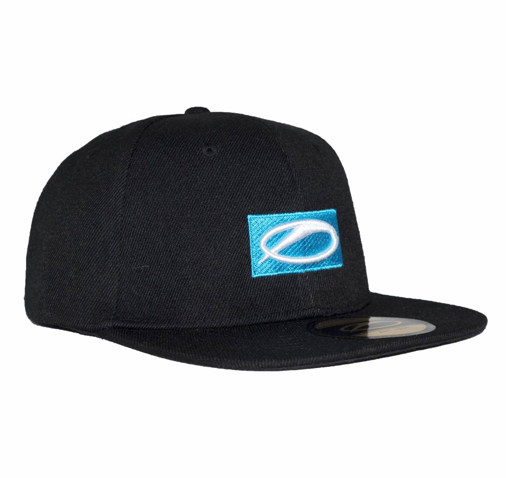 A State Of Trance A State Of Trance - Logo Snap Back Cap - Blue