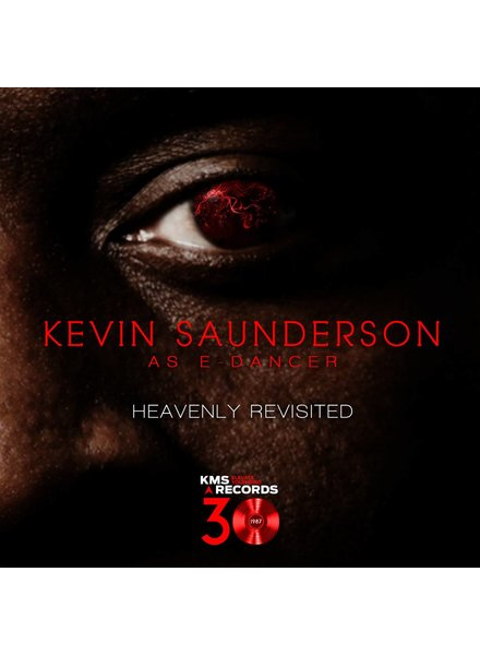 KMS Kevin Saunderson as E-Dancer - Heavenly Revisited (Pre-Order)